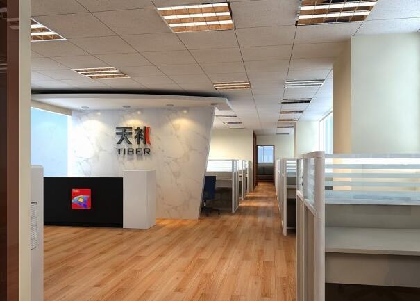 办公室石材形象墙设计制作